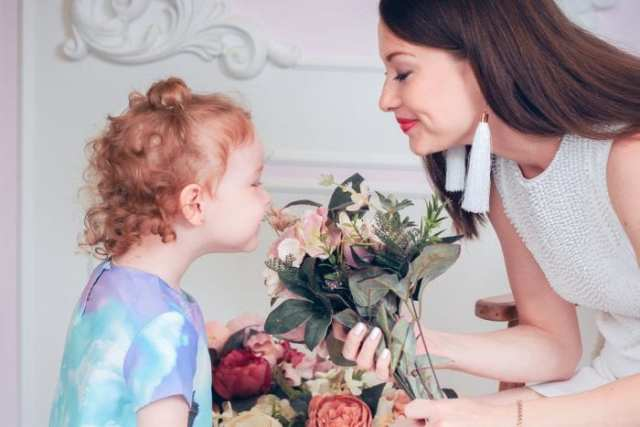 What best mom will do for her toddler