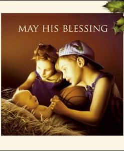 May His Blessing (Sing with Angels)