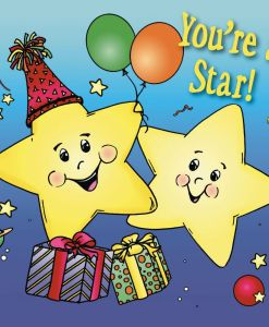 You're a Star (Be So Happy)