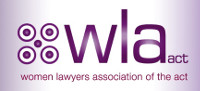Logo Women Lawyers Association of ACT 200