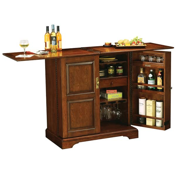Lodi Wine  Bar Cabinet