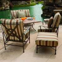 Peyton Deep Seating by Woodard | Outdoor Furniture