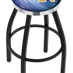 Notre Dame Chair Wooden Sling Beach Chairs Nd Spectator W Official College Logo Family L8b2c By Holland Bar Stool Co