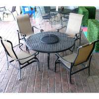 Sedona Fire Pit Set | Patio Furniture