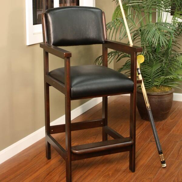 Billiard Spectator Chair  American Heritage