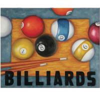 Billiards Wall Art