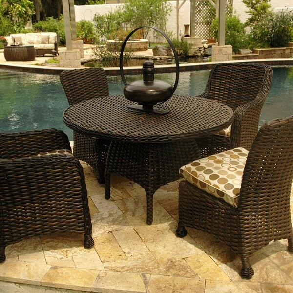 ebel outdoor patio furniture Dreux Dining
