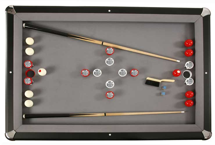 plans a bumper pool table