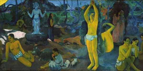 Gauguin's 3 Questions