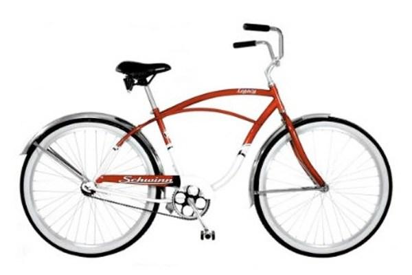 Bike- Adult Beach Cruiser, Single Speed Adult Bike