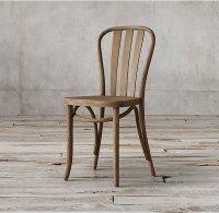 Comfortable Modern Furniture High Back Metal Wood Dining ...