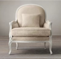 Fabric Living Room Chairs