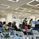税務署の指定会場で確定申告書の作成方法を詳しく教えてもらえる
