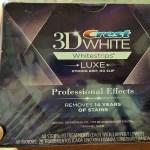 ホワイトニングシール!歯を白くするテープの効果を4日目に実感