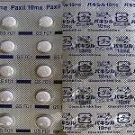 うつ病の抗うつ薬 パキシルを現在30mg服用中