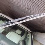 自分で車のフロントとリアのワイパーゴムを交換する方法