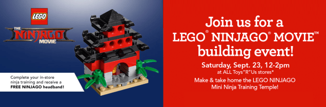 Image result for lego ninjago building event