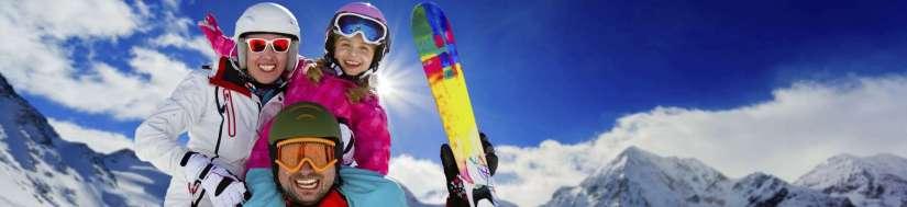 family ski holiday trip austria siegi tours
