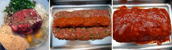 Meat Loaf with Chorizo by FamilySpice.com