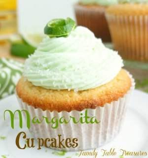 Margarita Cupcakes