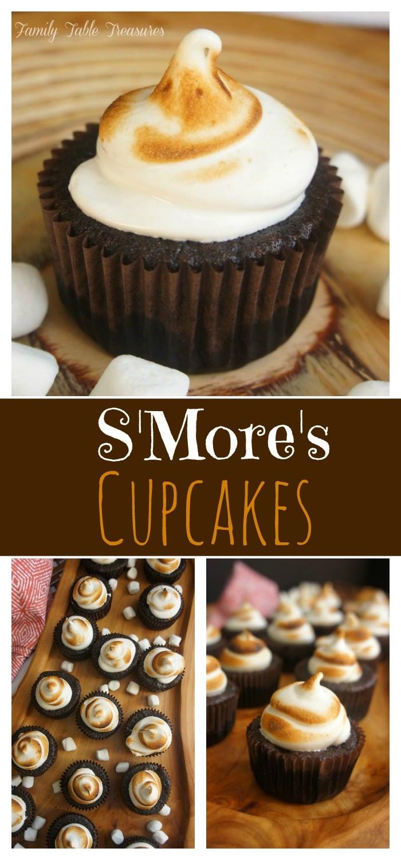 Smore's Cupcakes