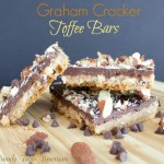 Graham Cracker Toffee Bars