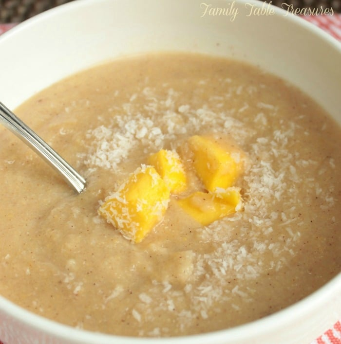 Jamaican Porridge