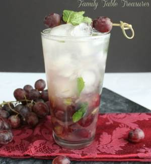 Grape Mojito