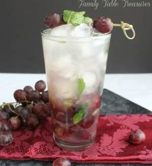 Grape Mojito