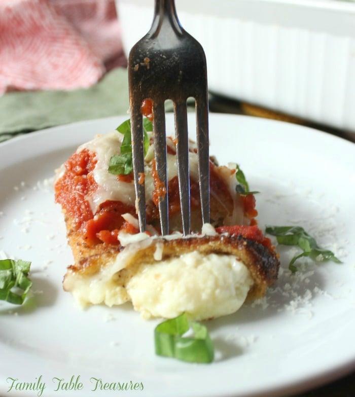 Eggplant Rollatini Recipe
