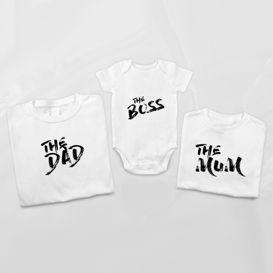 The Boss Family Bundle