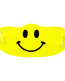 Acid House Smile Face Covering