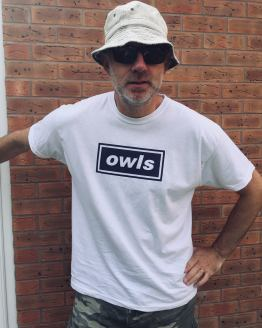 Sheffield Wednesday Owls Oasis T Shirt