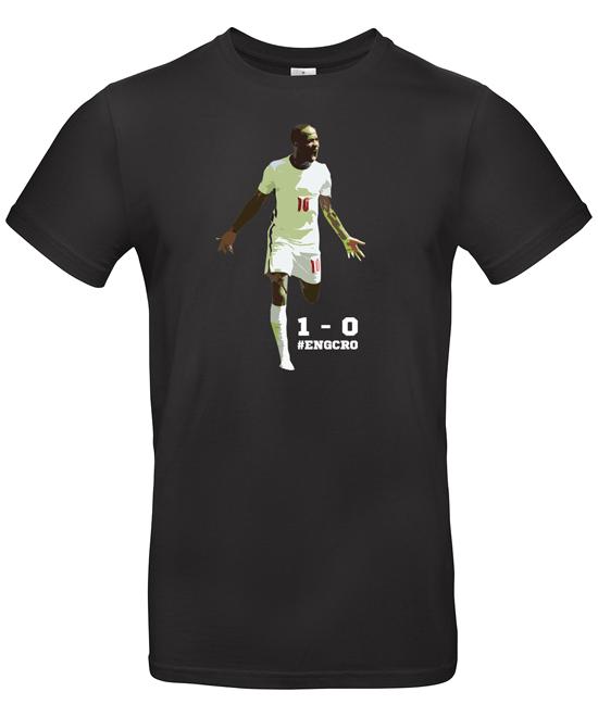 Raheem Sterling England Croatia T Shirt