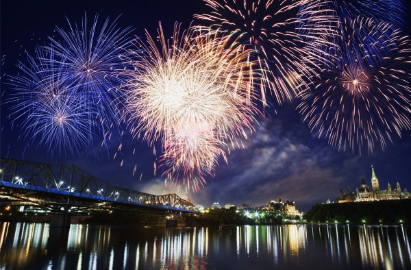 Fireworks In Community - Family Time Magazine