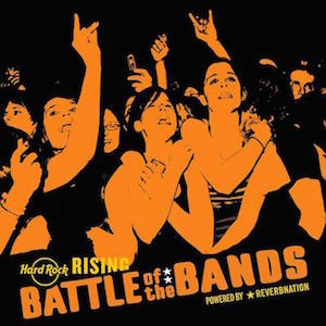 Hard Rock Rising Local Battle of the Bands Competition