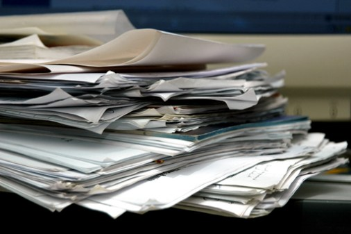 Image result for piles of homework