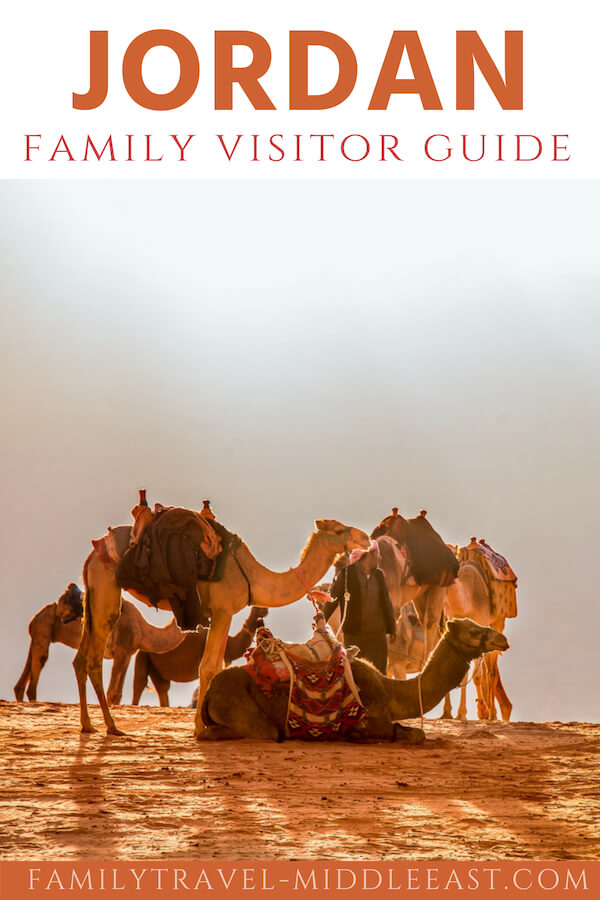 Jordan Family Visitor Guide. A vital resource if you are planning to visit Jordan with your kids. Includes helpful cultural and safety information to be aware of as well as popular destination recommendations, tours, itineraries and resources to plan your perfect Jordan trip