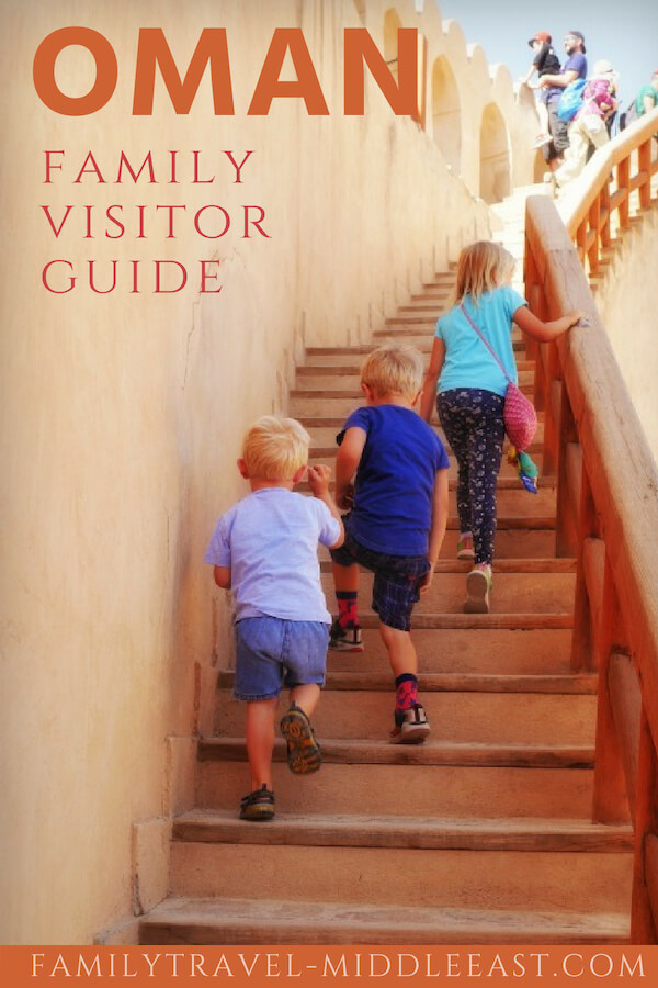 Oman Family Visitor Guide. A detailed guide to what you need to know before planning a family vacation to Oman, including culture & customs, safety and religion. Also includes the most popular sites to visit and other practical resources.