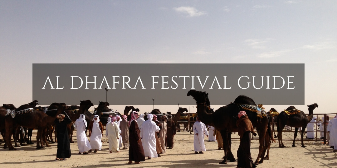 A guide to the Al Dharfa Festival held in Western Region Abu Dhabi