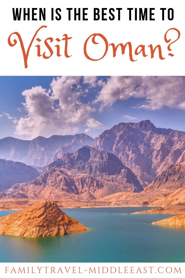 When is the best time to visit Oman?