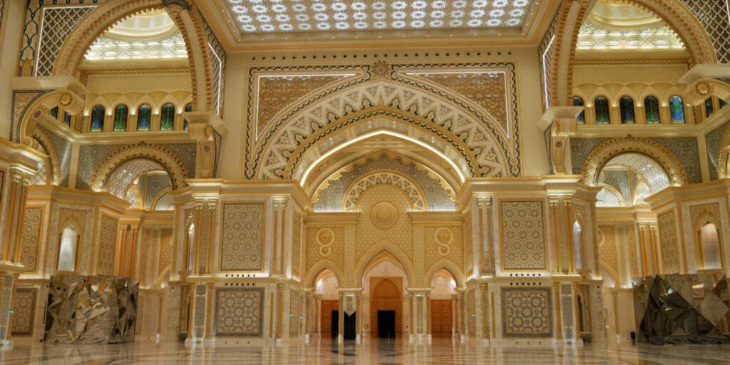 Qasr Al Watan Presidential Palace
