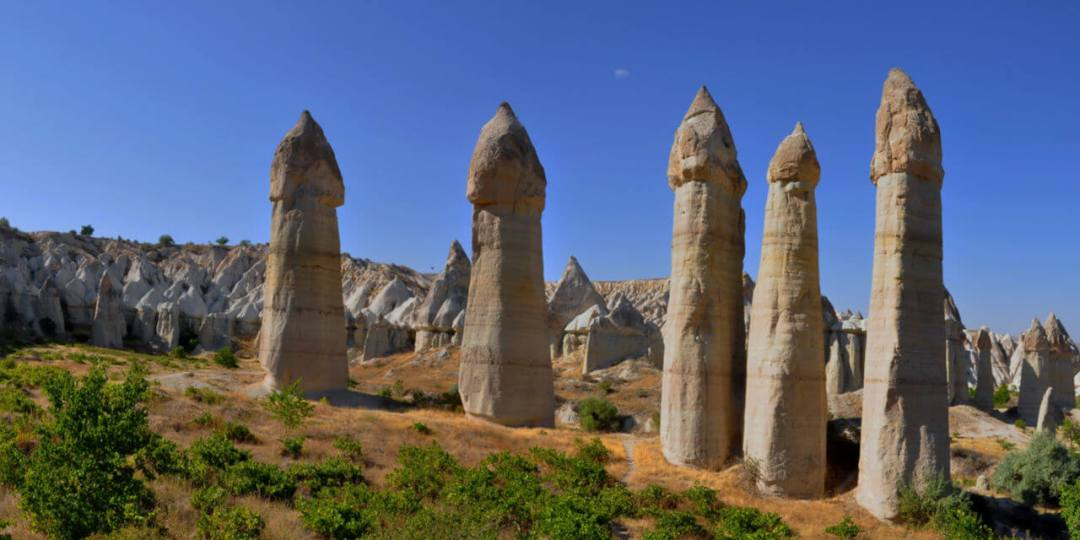 cappadocia turkey World Heritage Site