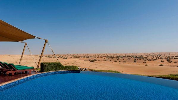 Al Maha Resort Dubi