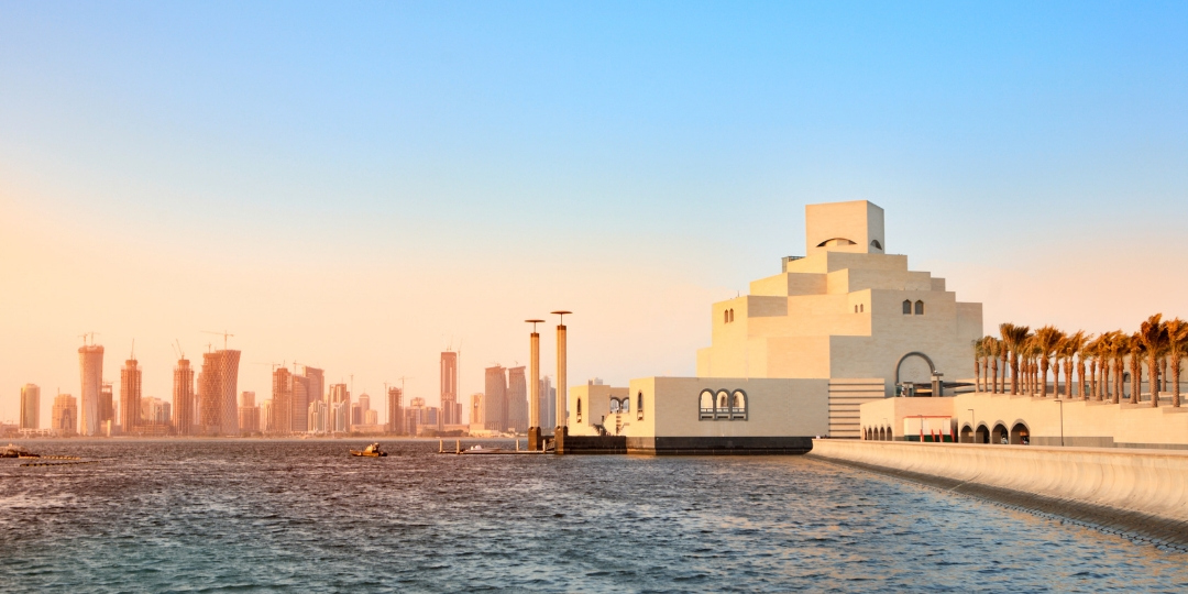 The Museum of Islamic Art is a must-stop for first time visitors to Doha