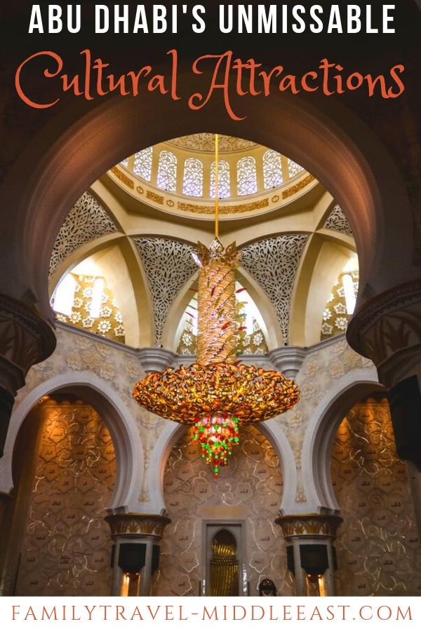Abu Dhabi Cultural Attractions