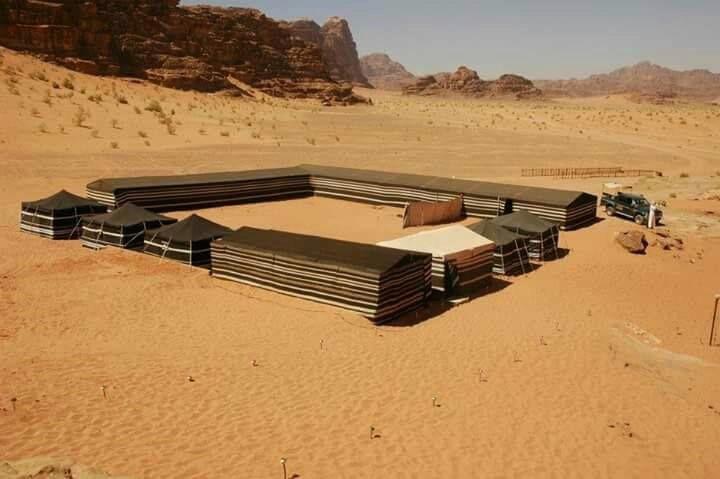 Obeids Desert Camp Wadi Rum