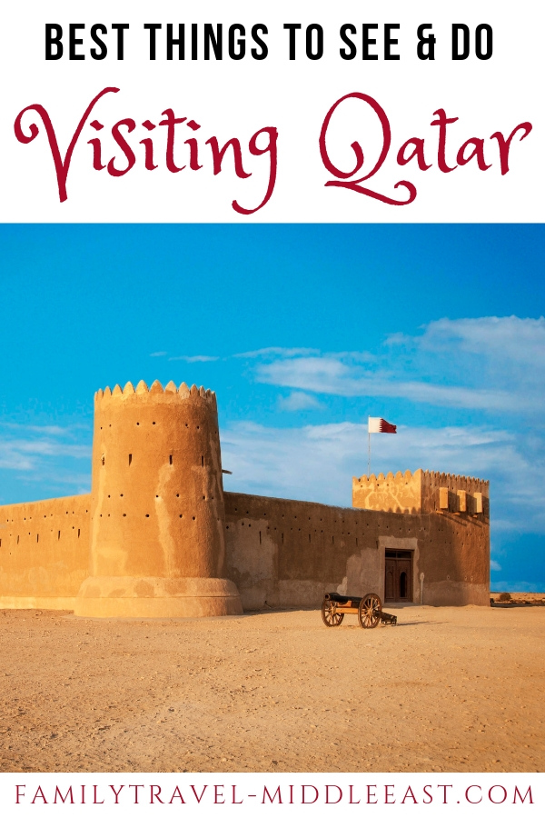 Best things for visitors to see and attractions to experience in Qatar