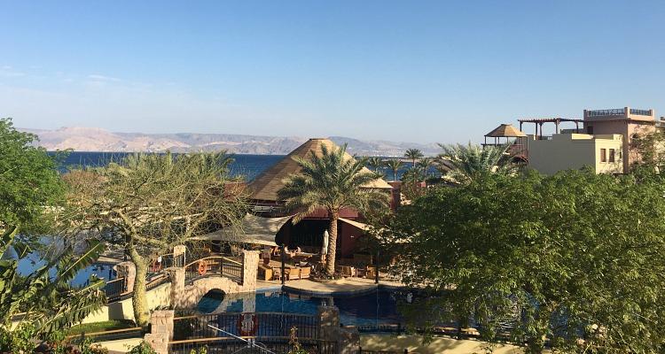 Tala Bay resort in Jordan