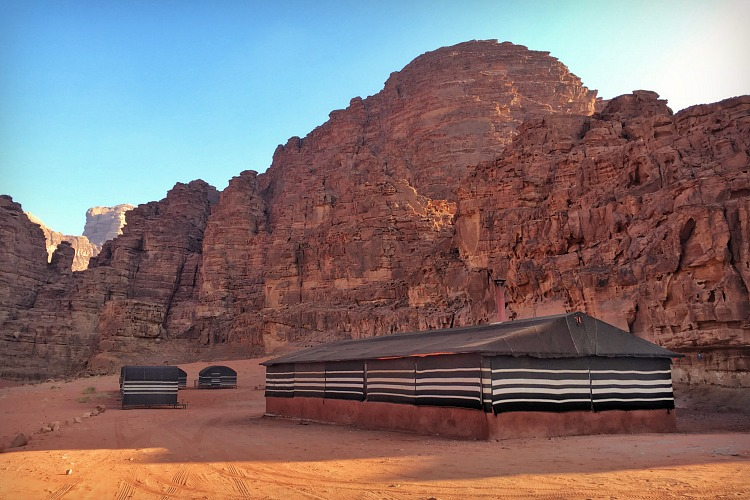 Wadi Rum Bedouin Camp - family accommodation recommendation